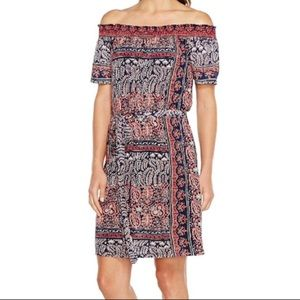 Lucky Brand Off the Shoulder Dress